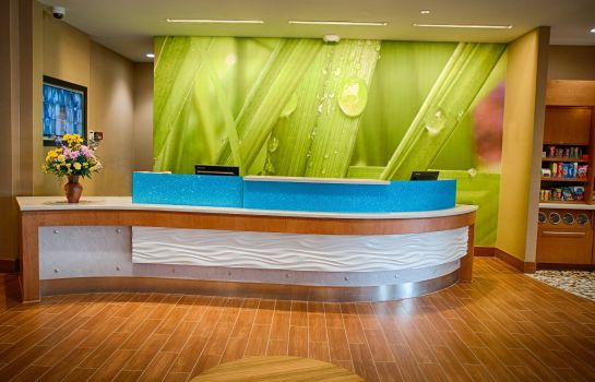 Hotelhalle SpringHill Suites Canton