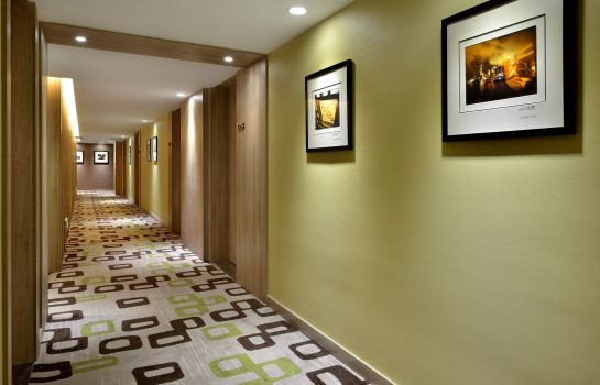 Interior view Atour S Hotel South Gate Branch