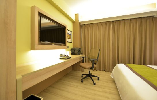 Double room (standard) Atour S Hotel South Gate Branch