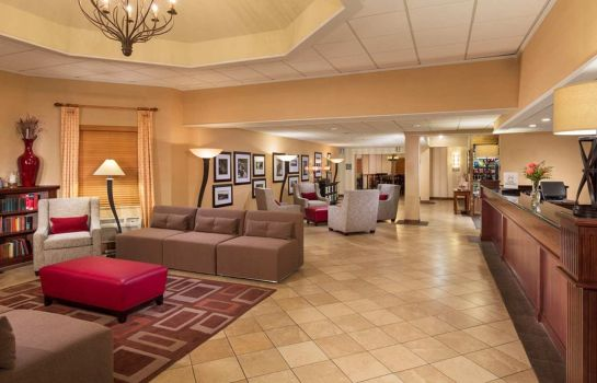Hotelhalle DoubleTree by Hilton Vancouver Washington