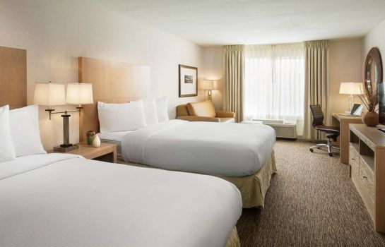 Zimmer DoubleTree by Hilton Vancouver Washington