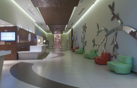 Lobby Holiday Inn COATZACOALCOS