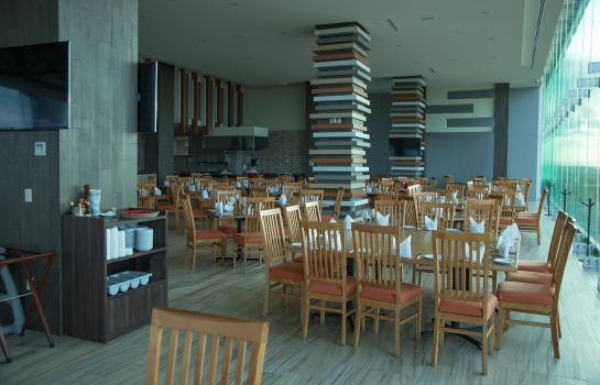 Restaurant Holiday Inn COATZACOALCOS