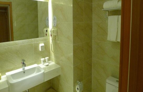 Bathroom Green Tree Inn JiuXin Road & Xinzhuang Road (Domestic only)