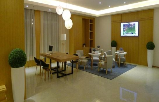 Lobby Green Tree Inn JiuXin Road & Xinzhuang Road (Domestic only)