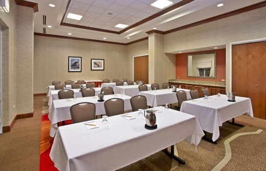 Conference room Hilton Garden Inn Chicago Midway