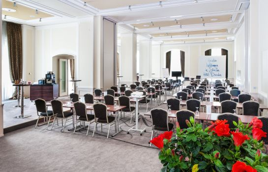 Conference room Star Inn Hotel Premium Dresden im Haus Altmarkt, by Quality