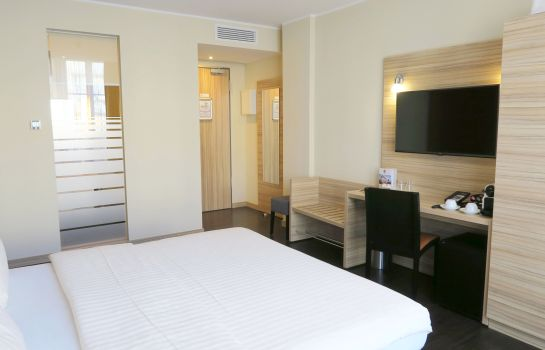 Double room (superior) Star Inn Hotel Premium Dresden im Haus Altmarkt, by Quality