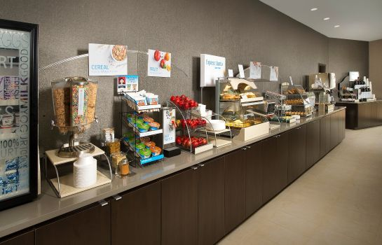 Restaurante Holiday Inn Express & Suites WACO SOUTH