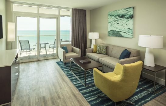 Suite Ocean 22 by Hilton Grand Vacations