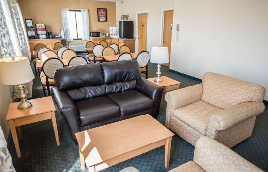 Hol hotelowy Econo Lodge Shorewood