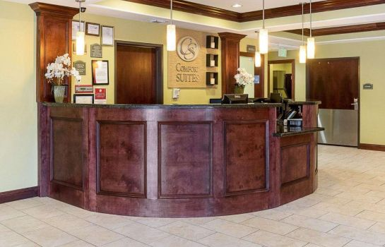 Hall Comfort Suites Harvey - New Orleans West