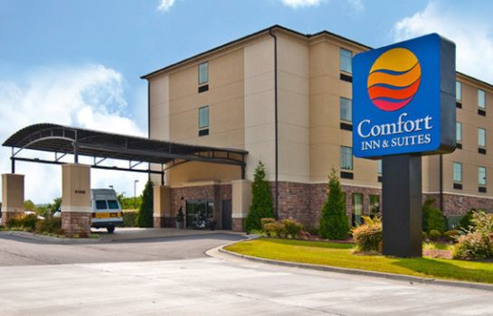 Buitenaanzicht Comfort Inn & Suites Fort Smith