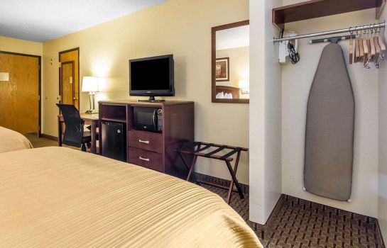 Chambre Quality Inn La Crosse