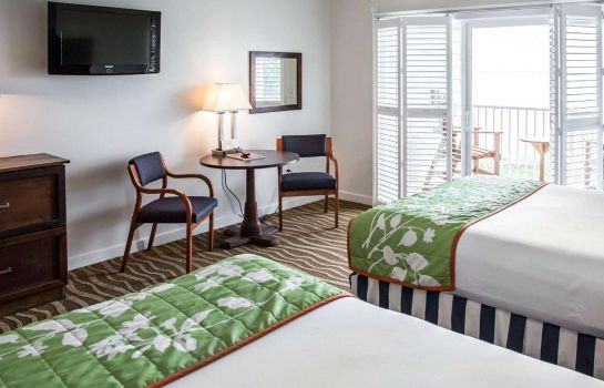 Zimmer an Ascend Hotel Collection Member Island Inn & Suites