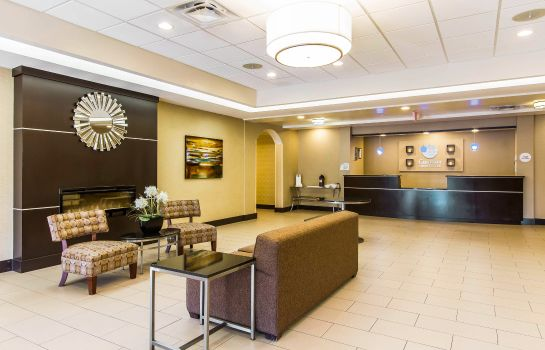 Hall Comfort Inn & Suites Fort Campbell