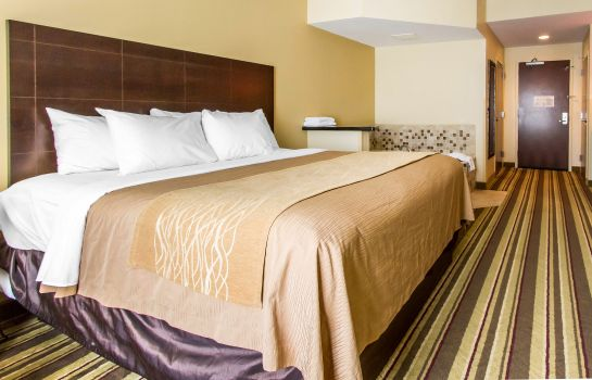 Zimmer Comfort Inn & Suites Fort Campbell