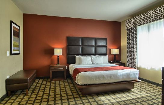Suite Comfort Inn & Suites Fort Smith
