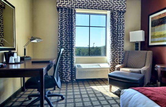 Kamers Comfort Inn & Suites Fort Smith