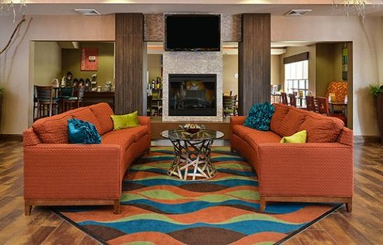 Hol hotelowy Comfort Inn & Suites Junction City