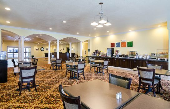 Restaurant Comfort Inn & Suites Orange - Montpelier