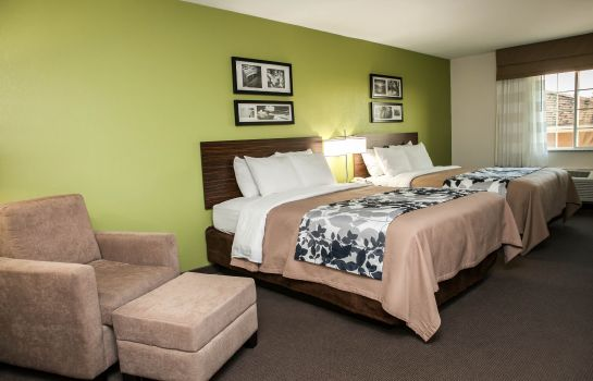 Kamers Sleep Inn & Suites Harrisburg - Hershey North
