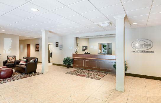 Hall Suburban Extended Stay Hotel Morgantown
