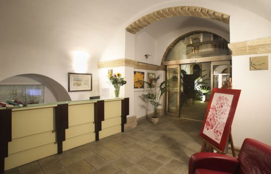 Reception Al Pescatore Hotel & Restaurant