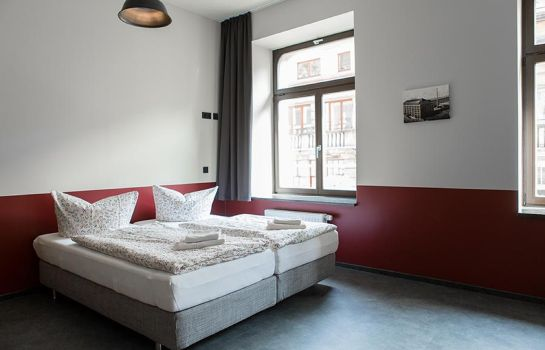 Doppelzimmer Standard Aparion Apartments Leipzig City