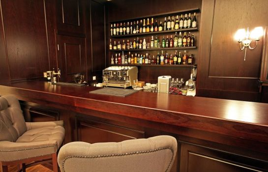 Bar del hotel Business Hotel Continental