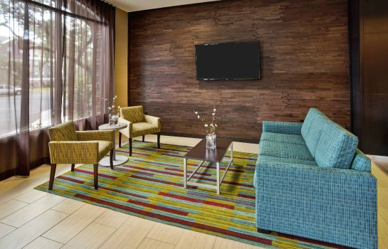 Hol hotelowy Fairfield Inn & Suites Austin Northwest/Research Blvd