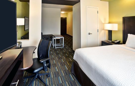 Pokój Fairfield Inn & Suites Austin Northwest/Research Blvd