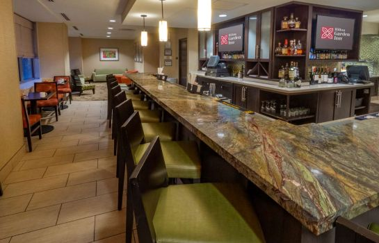 Hotel-Bar The Hilton Garden Inn Buffalo Downtown