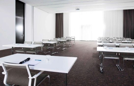 Conference room Novotel Basel City