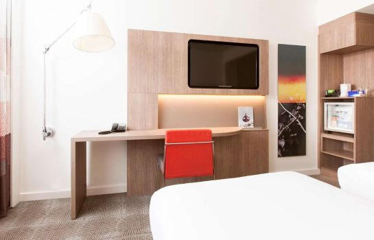 Room Novotel Basel City