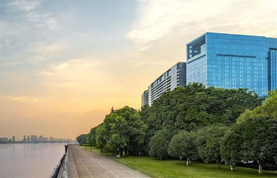 Buitenaanzicht The Azure Qiantang a Luxury Collection Hotel Hangzhou