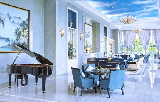 Hotelbar The Azure Qiantang a Luxury Collection Hotel Hangzhou