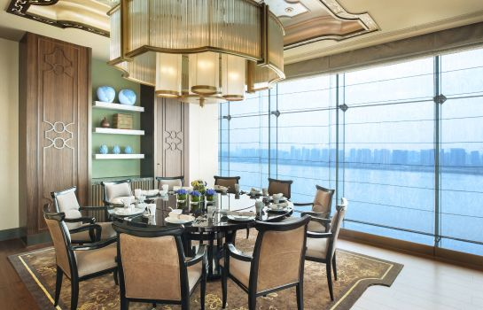 Restaurant The Azure Qiantang a Luxury Collection Hotel Hangzhou