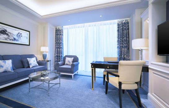 Suite The Azure Qiantang a Luxury Collection Hotel Hangzhou