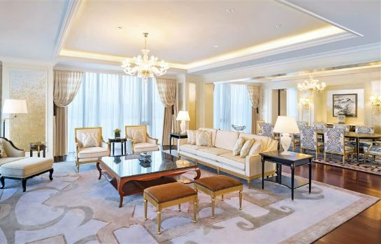 Kamers The Azure Qiantang a Luxury Collection Hotel Hangzhou