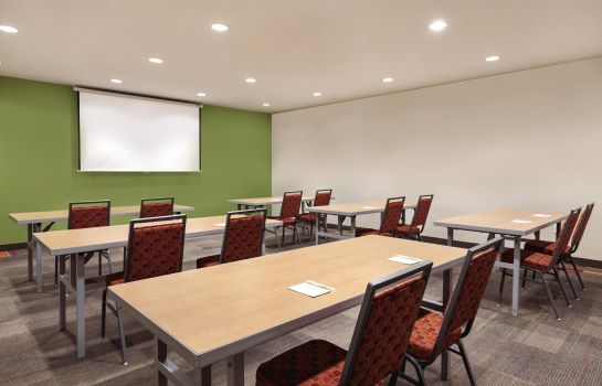 Conference room Home2 Suites by Hilton College Station
