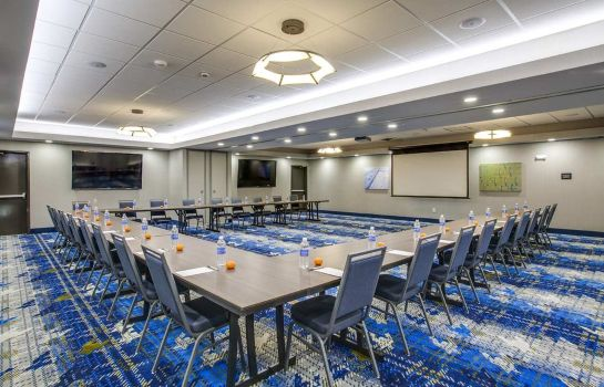 Sala konferencyjna Hampton Inn - Suites - Dallas-Ft Worth Airport South TX