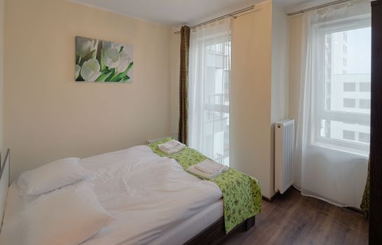 Suite CITY ApartHotel Ochota