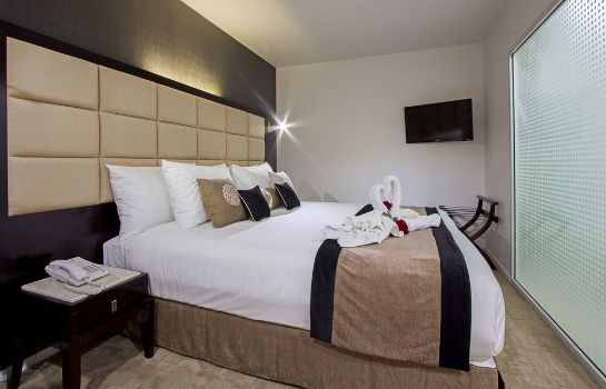 Chambre individuelle (confort) VR Queen Street - Hotel & Suites