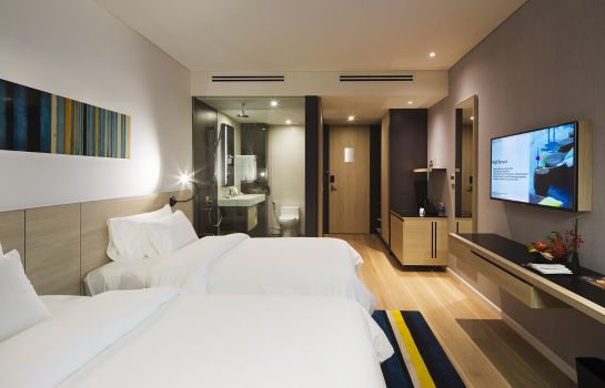 Chambre double (confort) Liberty Central Saigon Citypoint