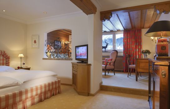 Junior Suite Hotel Arlberg