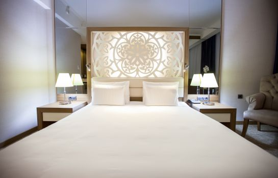 Chambre individuelle (standard) Anadolu Hotels Downtown Ankara