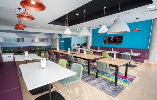 Restaurant Holiday Inn Express ABERDEEN AIRPORT