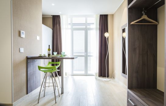 Chambre double (standard) Privilege Apartments