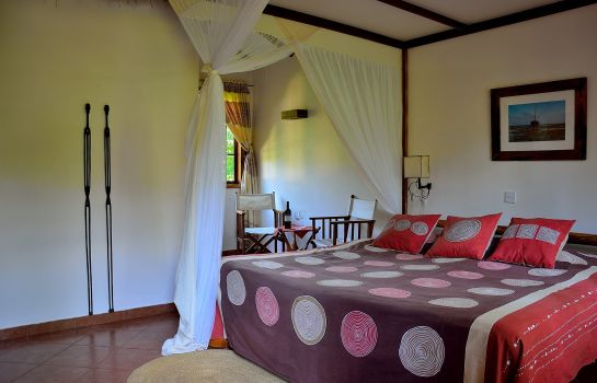 Double room (standard) Arumeru River Lodge